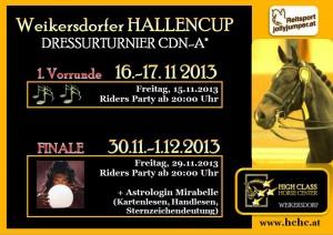 2013-1112-Werbeplakat Hallencup NOV-DEZ 2013